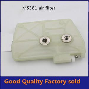 NUOVI filtri dell'aria di marca 2PCS / LOT delle parti di ricambio per le parti della motosega di STIHL 038 MS380 MS381
