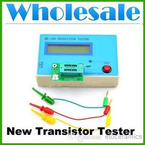 الجملة الترانزستور اختبار مكثف الحث l / c / r npn pnp mosfet المقاوم متر Lots50