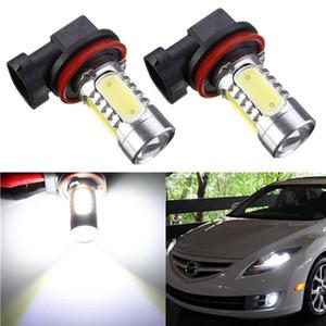 h1, h3, h4, H7 9006 h11 9005 7.5W High Power Car LED Headlight Super Bright Auto Fog Lamp COB 12V XENON White Bulbs
