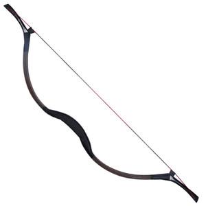 20-50lbs tradicional Handmade Recurve Bow Couro Archery Hunting Mongólia Horsebow Longbow Adequado para mão esquerda e direita