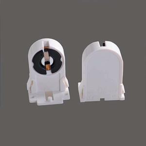 Lámpara CA 110-250V T8 G13 Base del zócalo LED Soporte para lámpara de acuario Adaptador de enchufe Encendido / Deslizamiento para luz de tubo T8 g13