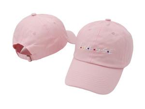 Gros nouveaux styles Cayler snapbacks chapeaux Anti-Social Club social UNDEFEATED BABYGIRL BELIEVE LAND Chapeau DJ Avicii FINESSE Hat Snapback