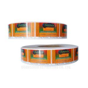 Etiquetas / etiquetas de impressão para doces, etiquetas adesivas personalizadas / adesivos em rolos, etiquetas de alimentos / etiquetas personalizadas
