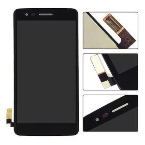 Parti di ricambio grigie testate al 100% per LG K8 2017 Aristo M210 MS210 US215 Display LCD Pannello touch screen Vetro digitalizzatore Assemblaggio completo