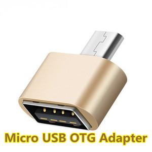 Mini cabo micro usb otg para usb otg adaptador para samsung htc xiaomi meizu sony lg otg leitor de cartão android conectar com teclado mouse u disco