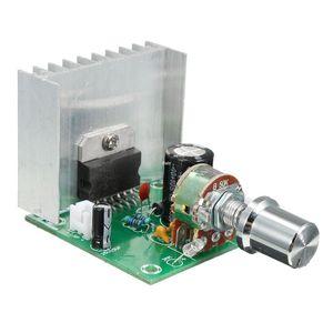 Freeshipping AC / DC 12V TDA7297 مكبر الصوت الرقمي مجلس ثنائي القناة وحدة خالية من الضوضاء
