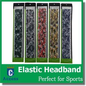 3 Satz in 1 DHL-Verschiffen-elastisches Stirnband digitales camo Marke digitales camo Stirnband heißes verkaufendes Sportstirnband, digitales camo Stirnband