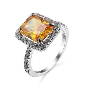2017 di alta qualità hot-selling anelli di zirconi europei e americani, moda gioielli in oro con diamanti nozze gioielli all'ingrosso donna