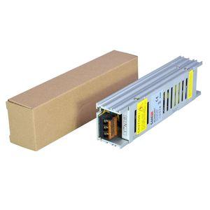 SANPU SMPS100w 힘 운전사 12v8a24v4a 정전압 스위칭 전원 공급 장치 110v220v ac-dc 빛 변압기 알루미늄 Fanless