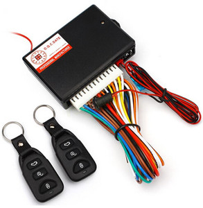 Universal Car Remote Central Kit Door Lock veicolo Keyless Entry System Car Styling Accessori