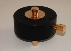 Einzelverkauf / Großhandelsnagelneuer 360 Grad-drehender Dreifuss-Adapter mit Verschluss für GPS und Totalstation-Prisma-freie Post Verschiffen