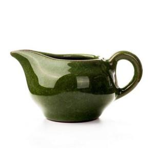 Fabrika outlet crackle sır zarif yeşil adil fincan Çin çay aracı chahai yaratıcı tasarım oolong teacups T292
