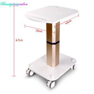 Professionale Trolley stand Styling piedistallo rotolamento Carrello ABS Per Cavitaion RF Salon Cura del corpo Apparecchiatura di bellezza Usa