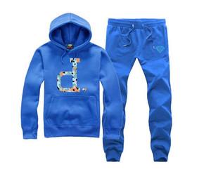 K541 diamant versorgung herbst sportbekleidung sport männer kleidung trainingsanzug trainingsanzüge männliche sweatshirts + pants plus größe 5xl