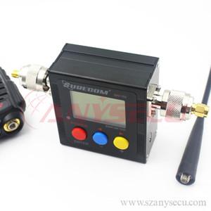 Новая модель SURECOM SW-102 VSWR 100 - 520 МГц счетчик с счетчиком счетчика частоты для портативного проколки Talkie