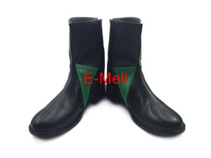 Toptan-Yedi Ölümcül Günah Cosplay Meliodas erkek Ayakkabı Kısa Çizmeler