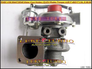 Atacado RHB5 VI58 8944739540 Refrigerado A Água Turbina Turbo Turbocharger Para ISUZU Para Holden Trooper 4JB1T PIAZZA 4BD1T 2.8L 88-