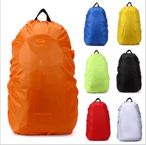 10 Colors Waterproof Backpack Anti-theft Outdoor Camping Hiking Cycling Dust Rain Cover 30L-40L Protable Travel Bag Accessories