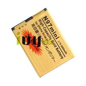 3 pçs / lote BL-4D BL 4D BL4D 2680 mAh Bateria de Substituição de Ouro para NOKIA N97mini N8 E5 E7 702 T T7-00 N5 808 702 T T7 baterias
