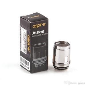 Authentic Aspire Athos Coils A3 0.3ohm(Tri-coil) A5 0.16ohm(Penta-coil) Suitable for Speeder Athos tank Replacement Atomizer 100% Original