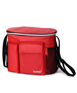 The Pram Dedicated Mummy Bag Maternal And Child Storage Package Heat Preservation Tank Bag Bies Hanging Bags