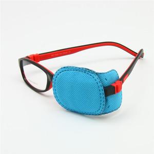 Çocuk Ambliyopi Göz Yamalar 6 adet Gözlük için, Çocuklar Astigmatizm Strabismus Tembel Göz Yama Erkek Kız Görüş Eğitim