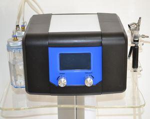 الشاشات التي تعمل باللمس 3 في 1 Hydro Microdermabrasion الأكسجين جيت الأكسجين بخاخ Hydra جلدي آلة العلاج