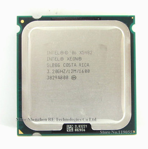 El procesador INTEL XEON X5482 SLANZ 3.2GHz 12M 1600Mhz funciona en la placa base LGA775