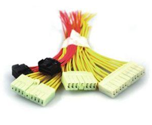 Schnell versandkostenfrei! Steuergerät Kabelbaum für Komatsu Bagger PC200-6 6D102 / Controller Stecker Kabel / PC-6 Bagger Teile