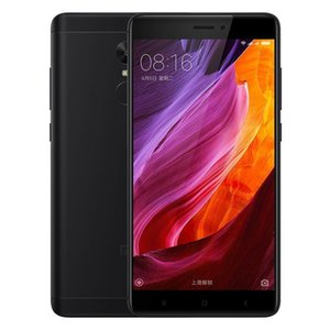 """الأصلي xiaomi redmi ملاحظة 4x 4 جرام lte الهاتف المحمول 3 جيجابايت رام 32 جيجابايت rom أنف العجل 625 الثماني النواة 5.5 """"13.0mp بصمة معرف الهاتف الخليوي الذكية جديد"""