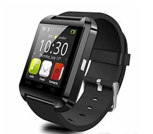 2016 nuevos modelos de explosión Bluetooth U8 Smart Watch sport running Timing IOS teléfono reloj de pulsera interconectado disponible Inglés y chino