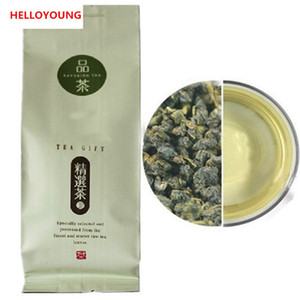 Preferência 100g Chinês Oolong Chá Orgânico Destaque Taiwan High Mountains Leite Oolong Chá Verde Cuidados de Saúde Novo Chá da Primavera Comida Verde