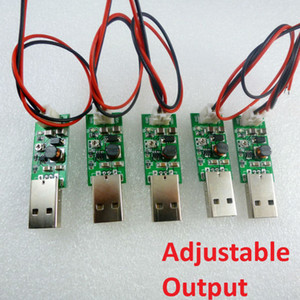 5x 1Mhz Modalità corrente graduale PWM Conveter USB 3.7V 4.2V 5V a DC 6V 7V 8V 9V 10V 11V 12 V 13 V 14 V 15 V Uscita Modulo di alimentazione