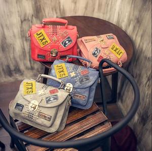 JTXS authentique dames sac Messenger épaule messager en cuir portefeuille de verrouillage sac portable loisirs paquet