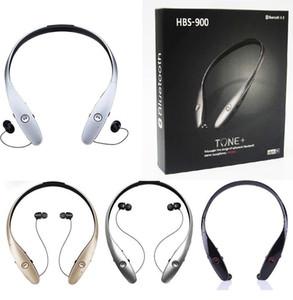 HBS900 HBS-900 lg ton sans fil bluetooth casque écouteurs HBS 900 stéréo casques sportifs pour iphone 5 6 samsung S5 S6 HTC smartphone