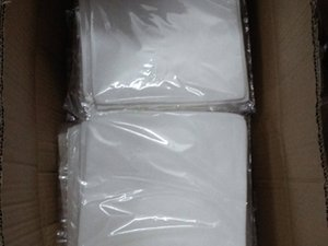 Toptan Yüz 30x20 cm Doğal PVA Yüz Bez Temizleme Pedleri Puffs Serin Yüz Havlusu Kozmetik Havlu PVA Makyaj 100 adet Sünger PFIWJ
