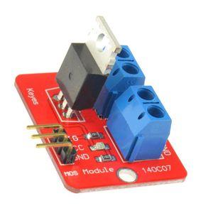 MOSFET 버튼 IRF520 MOSFET 드라이버 모듈, 라스베리 파이 Arduino B00312 용