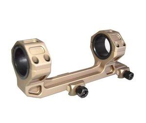 Montagem ótica universal do espaço de 25 / 30mm com o instrumento nivelado para o trilho de 20mm Picatinny