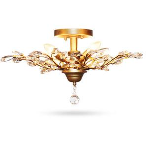 Moderne Zweig Pendelleuchten Kristall Kronleuchter Pendelleuchte LED Deckenleuchte Kronleuchter Leuchte Esszimmer Wohnzimmer Schlafzimmer