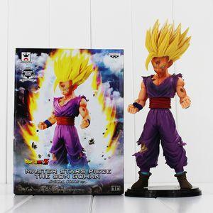Gohan Figura Dragon Ball Z Master Sterne Stück MSP Der Sohn Gohan PVC Action-Figur Spielzeug sammelbare Modell-Puppe