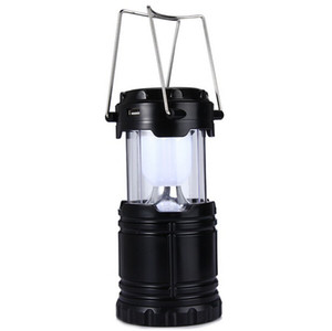 Классический стиль 6 Светодиоды Перезаряжаемые ручные лампы Складная солнечная солнечная лампа для лампа на свежем воздухе лагон для наружного освещения Освещение Освещение освещения