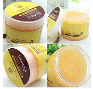 new BIOAOUA foot massage scrub Scrub Cream exfoliating cream foot care anti cracking cream free shipping