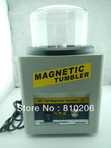 Envío al por mayor-libre! Vaso magnético KT-185. Mini vaso magnético, máquina pulidora con 100 g de pasadores magnéticos de forma gratuita