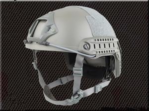 Durable Tactical Airsoft Fast Helmet EM5658 ajustar la versión de actividades