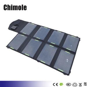 18V 28W portátil painéis solares de carregamento do telefone móvel ao ar livre viagem de emergência de energia solar do fone de ouvido Bluetooth Gps carregador solar