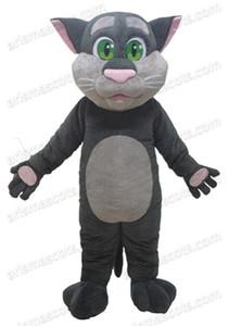 Adult size Talking Tom mascot costume Cartoon Mascot Costumes for Birthday Party Deguisement Mascotte Custom Mascots at Arismascots Charac