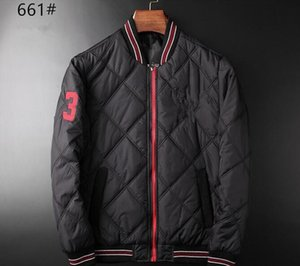 Free shipping Men's POLO fashionable eiderdown cotton-padded jacket Sleeveless vest Brand ma3 jia3 coat Men's super light feather jacket
