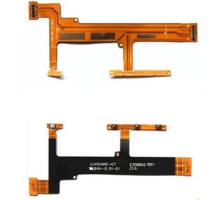10pcs / lot New Original Para Sony Xperia XA F3111 Power On Off Button Switch Cabo de fita Flex substituição Spare Parts