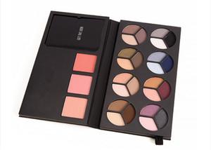 Maquiagem Direta Da fábrica Olhos Smash Foto Op Mega Palette 3 Cores Blush + 24 Cores Sombra de Olho Com Rímel
