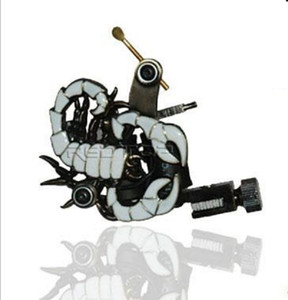 1 PCS BaseKey Scorpion A909A Tattoo Gun Random Style(color)